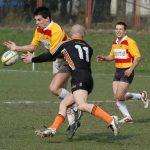 XIII kolejka I ligi rugby - sensacja w Olsztynie