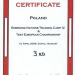 Rugby Camp Zanka 2009