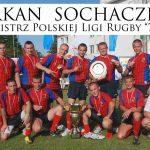 """Puchar Polskiej Ligi Rugby """"7"""" dla Orkana"""