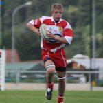 Maciej Panasiuk jeden z liderów drużyny U16