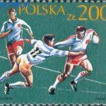 Rugbiści RK Unisław prowadzą w Ekstralidze Rugby 7