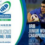 IRB Junior World Championship - Italy 2011