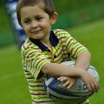 Rugby w Poznaniu - dziecinnie prosta gra