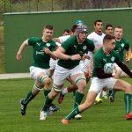 Irlandia - Gruzja w obiektywie Mudina - pierwszy dzień Mistrzostw Europy do lat 18