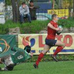 Turniej Mistrzostw Polski rugby 7 w Sochaczewie