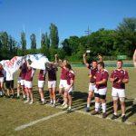 Orkan Mistrzem Polski Juniorów w rugby 7