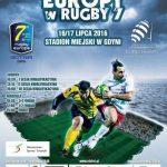 Mistrzostwa Europy w Rugby 7 w Gdyni