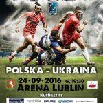 Rugby Europe Trophy Polska – Ukraina