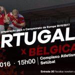 Test mecze Portugalii