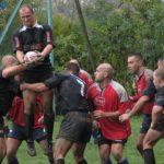 Juvenia Kraków - Rugby Team Pogoń Siedlce 21 - 31 (14 - 14)