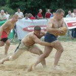 Zaproszenie na I Mistrzostwa Mazowsza w Rugby Plażowym