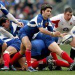 Six Nations Francja - Anglia 31 - 6